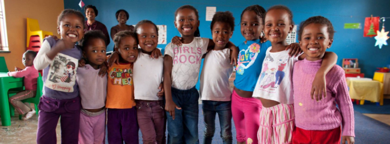 Making the world a better place for orphaned children