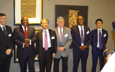 Sakata SA participates in the Japanese Chamber of Commerce and Industries seminar