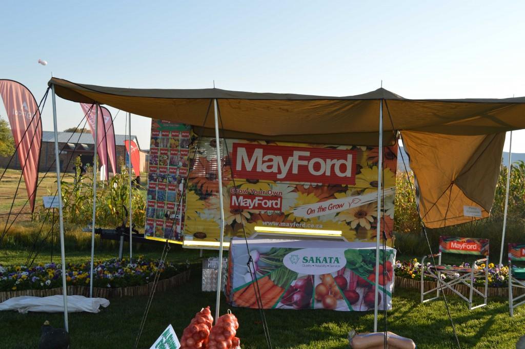 Nampo Seed plot 1 2015