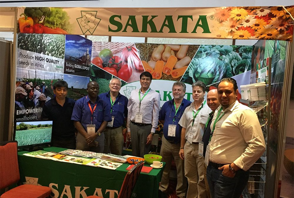 Sakata shows Passion at AFSTA 2019