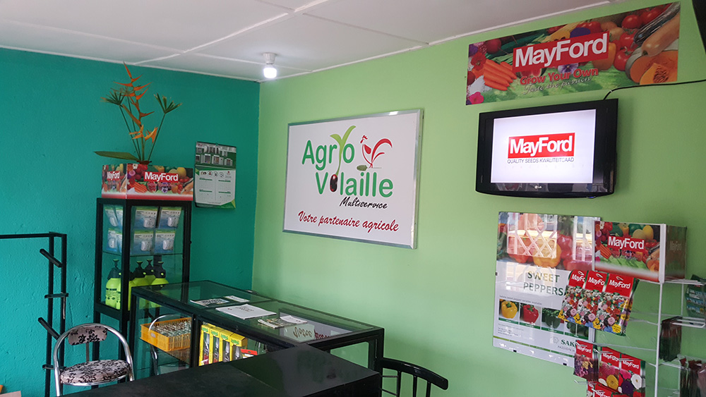 Sakata welcomes Agro Volaille Multiservice